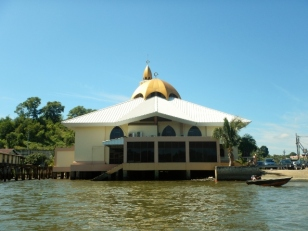 Mosque 1 in Kampong Ayer