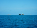 Offshore from Miri