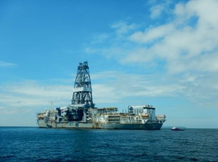 Offshore Oil Vessel