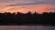 Tiga Island Sunset