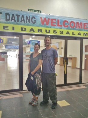 Welcome to Brunei Darussalam