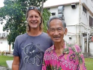 Befriended by Miri Local Named John