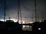 Miri Marina Sunset
