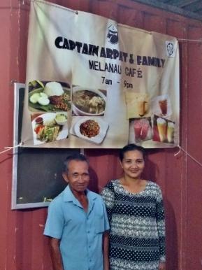 Captain Arpat's Container Bar