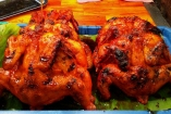 Grilled Chickens