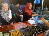Smiling Vendors