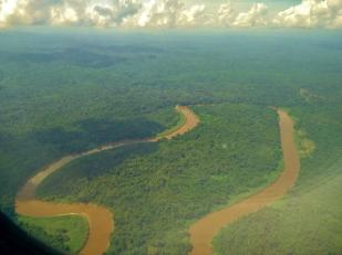 Snakey River