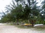 Padang Melang Beach