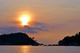 Pulau Penjalin Sunset