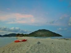 Sandspit Island, Pulau Temeruk