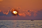 South China Sea Sunset