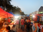 Night Market during Ramadan