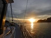Sunset at Pulau Pangkor